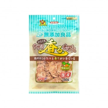 DOGGYMAN No Added Vegetable Chicken Slice 140G