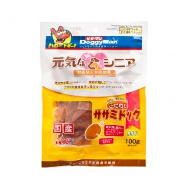 DOGGYMAN Pneuma Chicken Cartilage Roll 100G