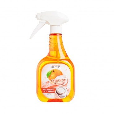 ORANGE HOUSE Dish Wash Foam Spray 550ML