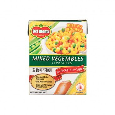 DEL MONTE - Mixed Vegetables - 380G