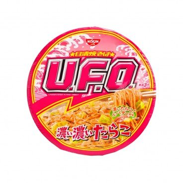 UFO NOODLE-BUTTER BAKED COD ROE