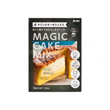 NIPPN - Magic Pudding Cake Mix - 130G