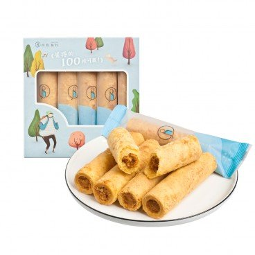 BLUE BIRD TRAVEL Classic Flossy Pork Egg Rolls 5'S