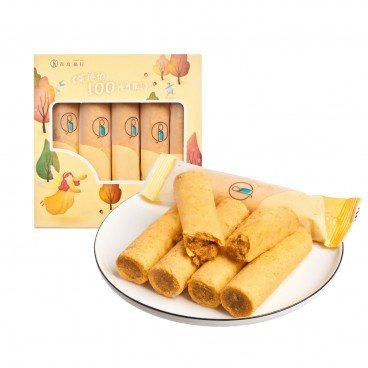 BLUE BIRD TRAVEL Cheese Flossy Pork Egg Rolls 5'S