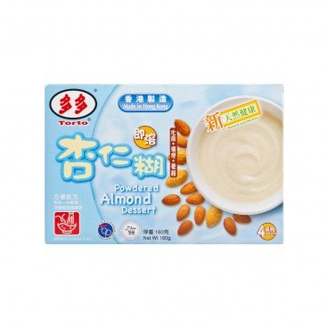 TORTO Almond Powdered Dessert 160G