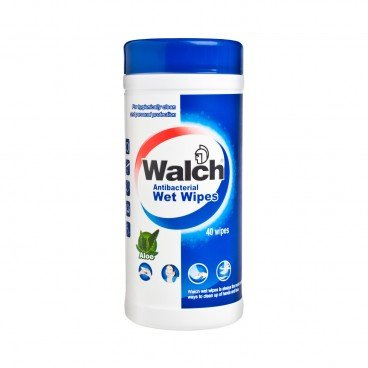WALCH Wet Wipes 40'S