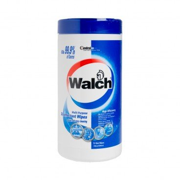 WALCH Wet Wipes 75'S