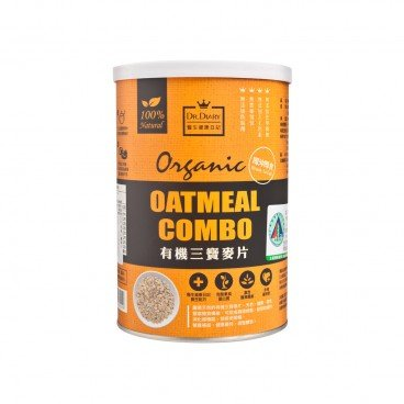 DR. DIARY Oatmeal Combo no Added Sugar 360G