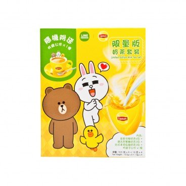 LIPTON Set milk Tea X Line SET