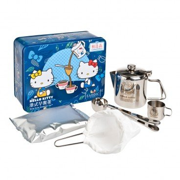 TEADDICT Sanrio Small Pcarcel Diy Set Hong Kong Breakfast Tea Hello Kitty SET