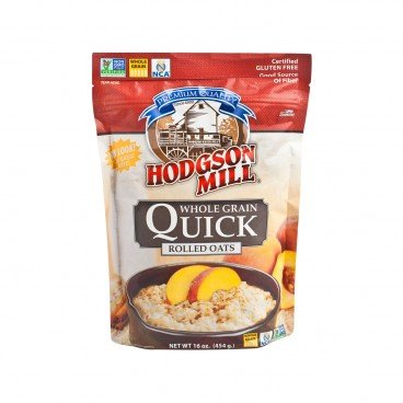 HODGSON MILL Gluten Free Quick Rolled Oats 454G