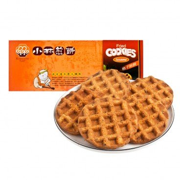 SHULIN BISCUIT - Rice Cracker waffle - 162G
