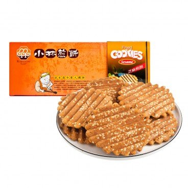 SHULIN BISCUIT Rice Cracker sesame 130G