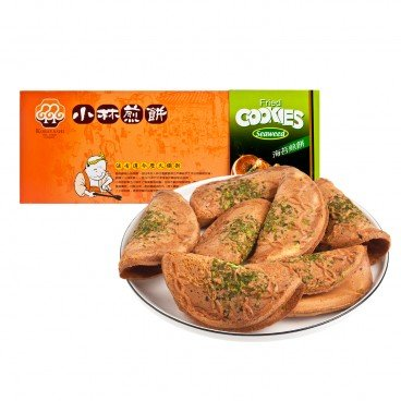 SHULIN BISCUIT Rice Cracker seaweed 126G