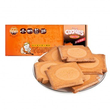 SHULIN BISCUIT - Rice Cracker original Flavor - 190G
