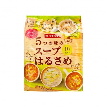 DAISHO - Noodle green - 10'S