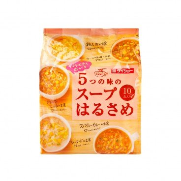 DAISHO - Noodle red - 10'S