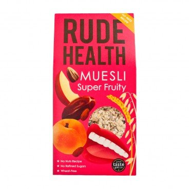 RUDE HEALTH - Muesli superfruity - 500G