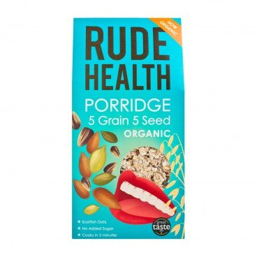 RUDE HEALTH - Porridge five Grain Five Seed - 500G