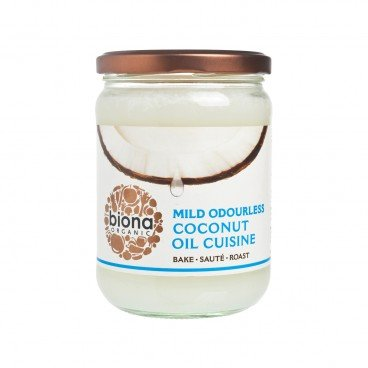 BIONA Coconut Oil mild Odourfree 470ML