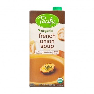 PACIFIC - Organic French Onion Soup - 32OZ