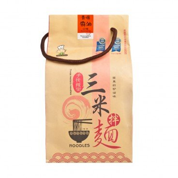 THREE METERS NOODLES Dry Noodle sesame Oil PC