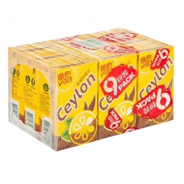 VITA - Ceylon Lemon Tea - 250MLX9