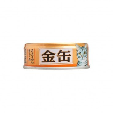 AIXIA Kin can tuna With Chicken Fillet 70G