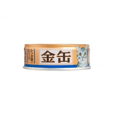 AIXIA Kin can tuna With Dried Skipjack 70G