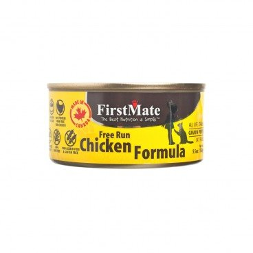 FIRSTMATE Grain Free Chicken Formula canned 156G
