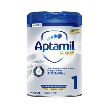 APTAMIL - Platinum Infant Formula 1 - 900G