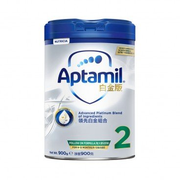 APTAMIL - Platinum Follow On Formula 2 - 900G