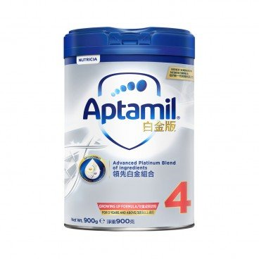 APTAMIL Platinum Growing Up Formula 4 900G