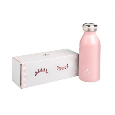 CHECKCHECKCIN Stainless Steel Vacuum Cup pink PC