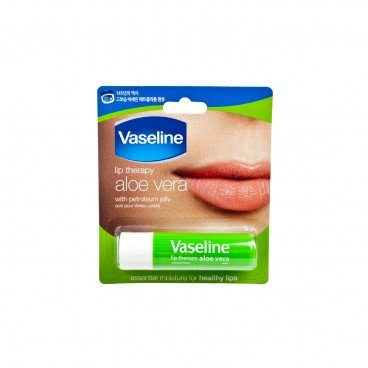 VASELINE Lip Therapy Lip Balm 03 Aloe Soothing 4.8G