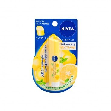 NIVEA Fruity Lip Balm grapefruit 3.5G