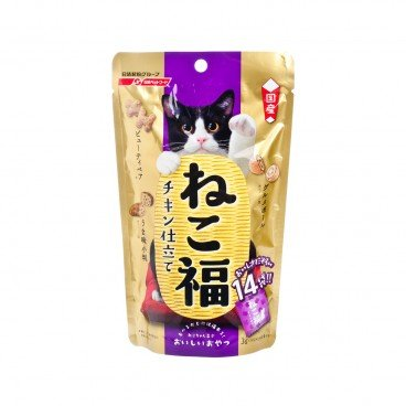 NISSHIN Cat Fortune Chicken  Tuna Makeup 3GX14