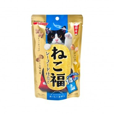 NISSIN Cat Fortune Chicken Seafood Makeup 3GX14
