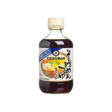 KIKKOMAN - Somen Noodle Sauce - 300ML