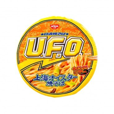 UFO FRIED NOODLE-SHANGHAI OYSTER SAUCE