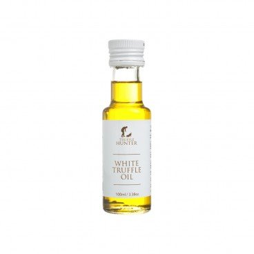 TRUFFLEHUNTER - White Truffle Oil single Concentrated - 100ML