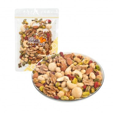 ASSORTED NUTRITIOUS NUTS