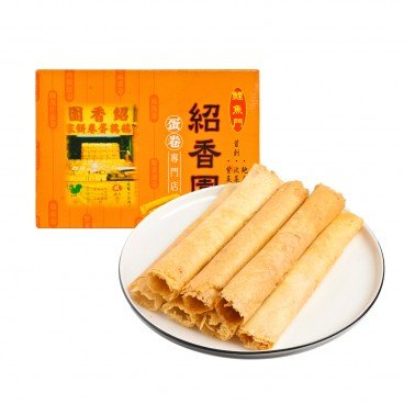 SHIU HEUNG YUEN Egg Roll With Peanut Sauce 150G
