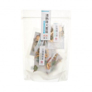 HO CHA - Set anti inflammation - SET