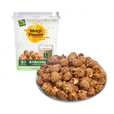 MAGI PLANET Popcorn true Milk Tea 90G