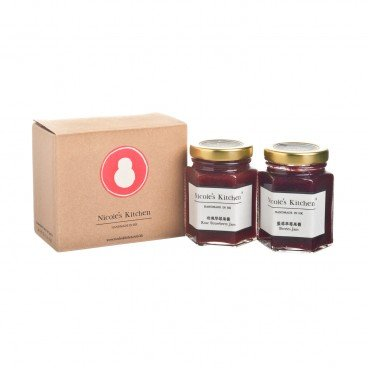 NICOLE'S KITCHEN Gift Box holy Berries 125G+125G
