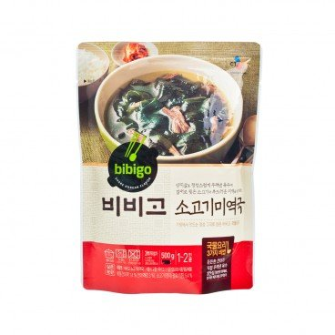 CJ - Instant Soup seaweed - 500G