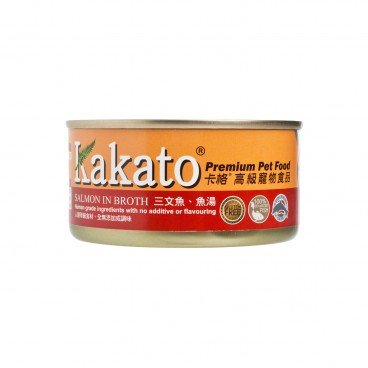 KAKATO Salmon In Broth 170G
