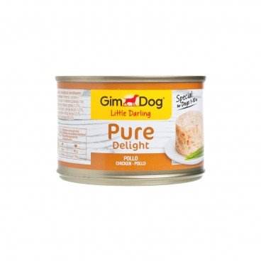 GIMDOG Little Darling Pure Delight Chicken 150G
