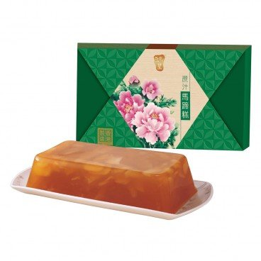 SUPER STAR - Voucher water Chestnut Pudding With Cane Juice - PC